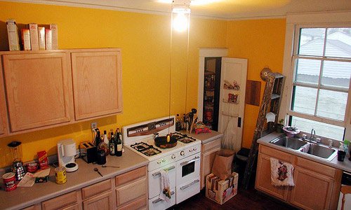 deluxe best colours for a kitchen matter the number